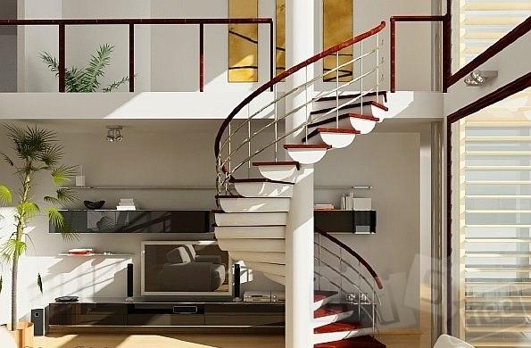 Изготовление лестниц и металлоконструкци