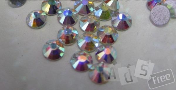 Стразы аналог Swarovski ss20 crystal AB