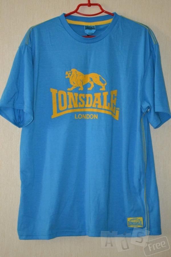Футболка мужская Lonsdale размер L