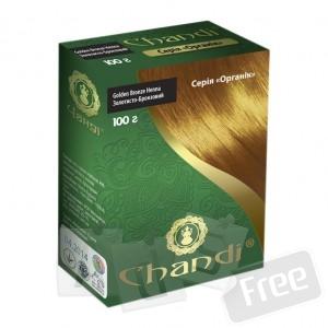 Натуральная краска для волос Чанди