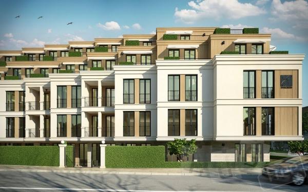 Продается трехкомнатный апартамент Варна