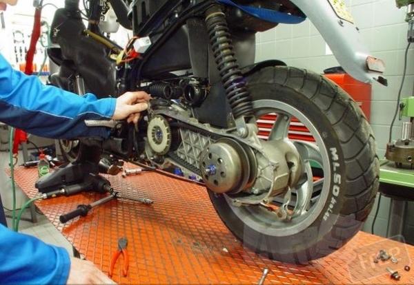 ремонт мототехніки