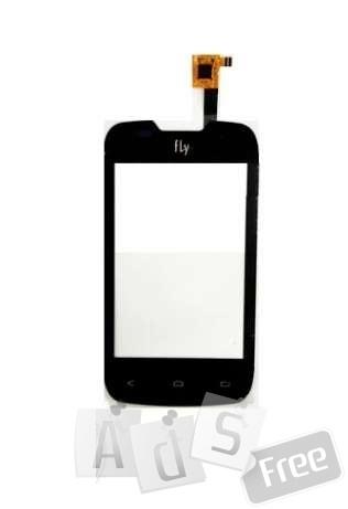Сенсорный экран Fly IQ431 Glory черный
