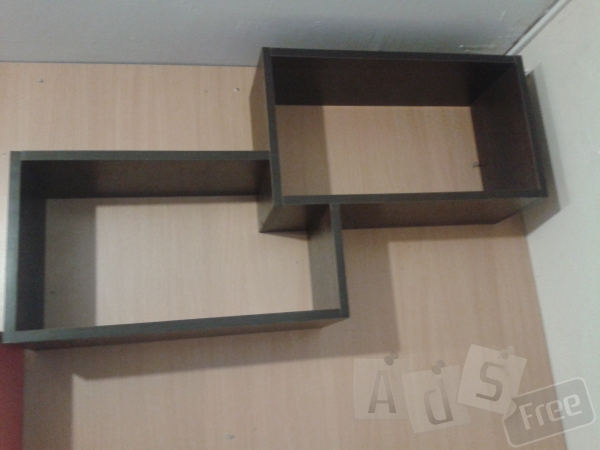 Полка настенная ПН-1 «Кубик»