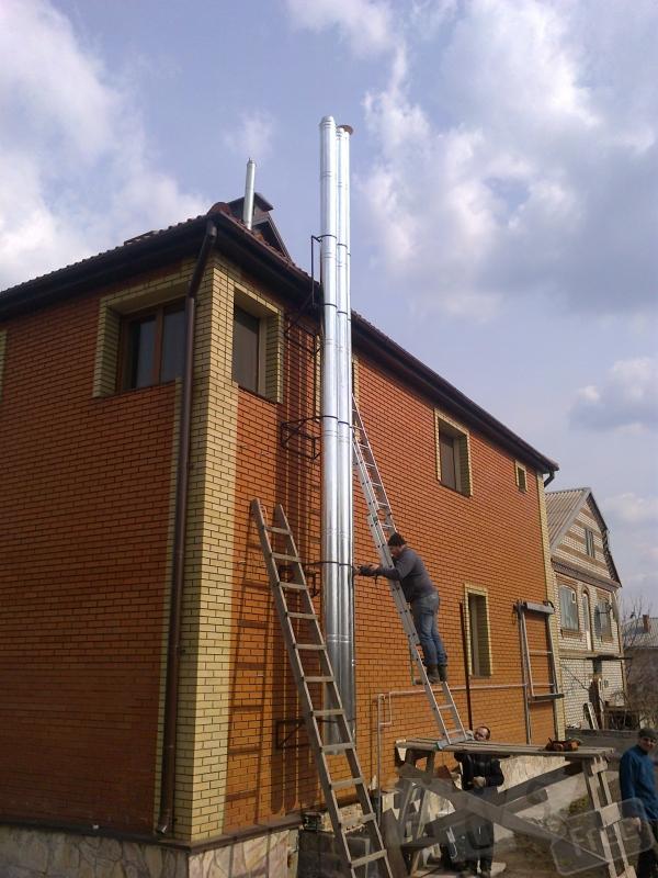 дымоходы и вентиляция