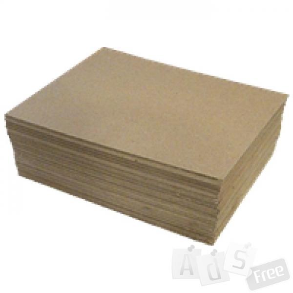 Картон переплетный 1 - 3мм (с порезкой н