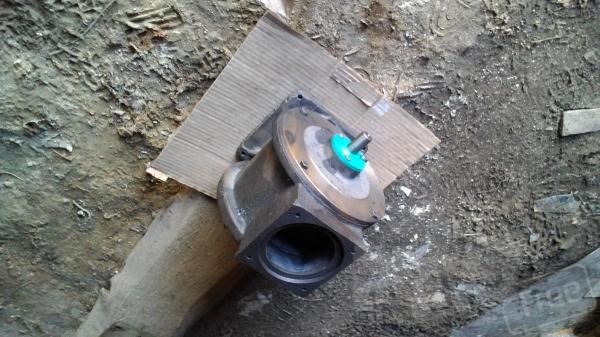 Новые шлюзовые затворы к мельнице АВМ-7,