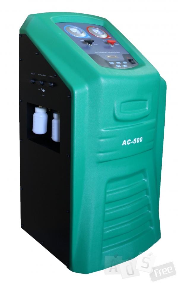 АC500 - установка для заправки R134a