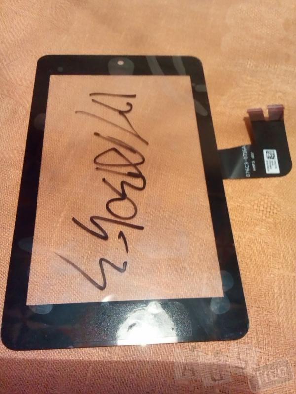 Тачскрин Touchscreen для ASUS MeMO Pad