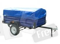 Продам новый легковой прицеп ЛЕВ - 19 грузовой 1-о осный.