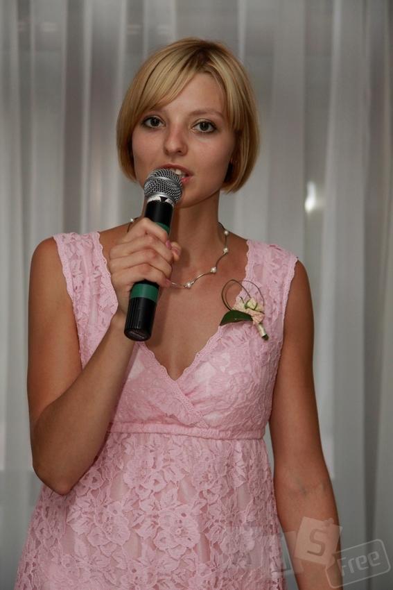 Ведуча на весілля (в українському стилі