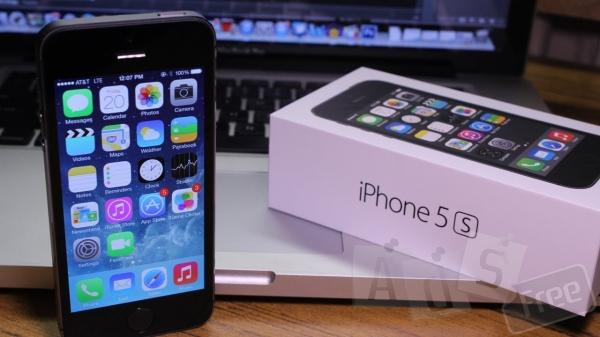 IPhone 5s Идеальная копия 4 ядра 2Гб