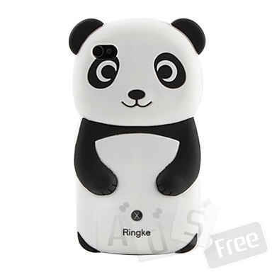 Оригинальный чехол для iPhone 4 Панда