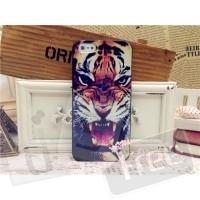 Пластиковый чехол Тигр для iPhone 5