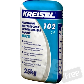 Клей для плитки Kreisel Multi 102