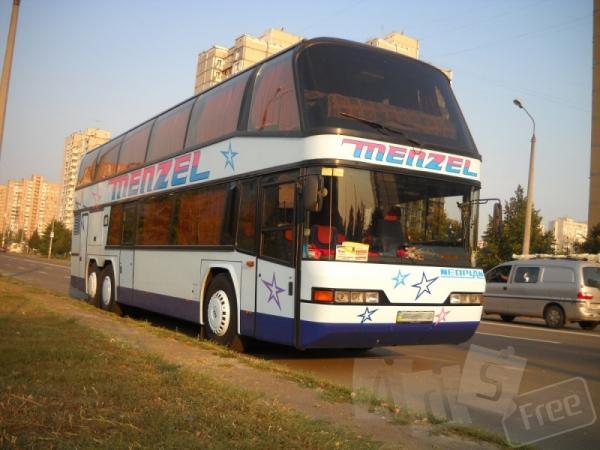 Пассажирские перевозки по Украине, Киеву