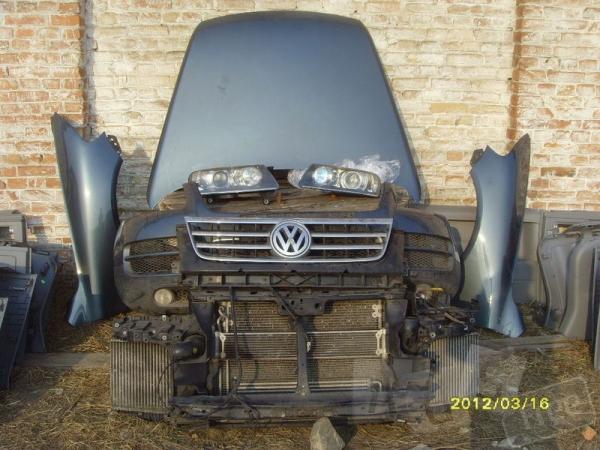 Volkswagen Touareg по запчастям