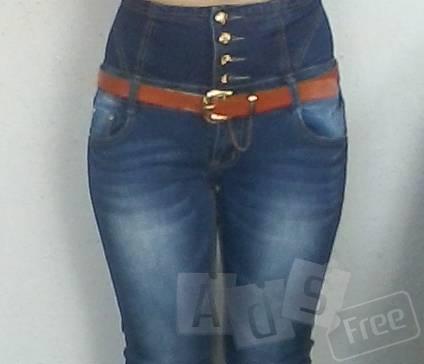 джинсы стрейчевые