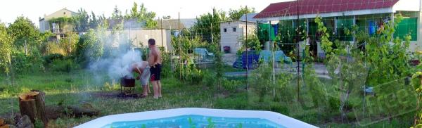 База отдыха на Черном море от 45 грн. в