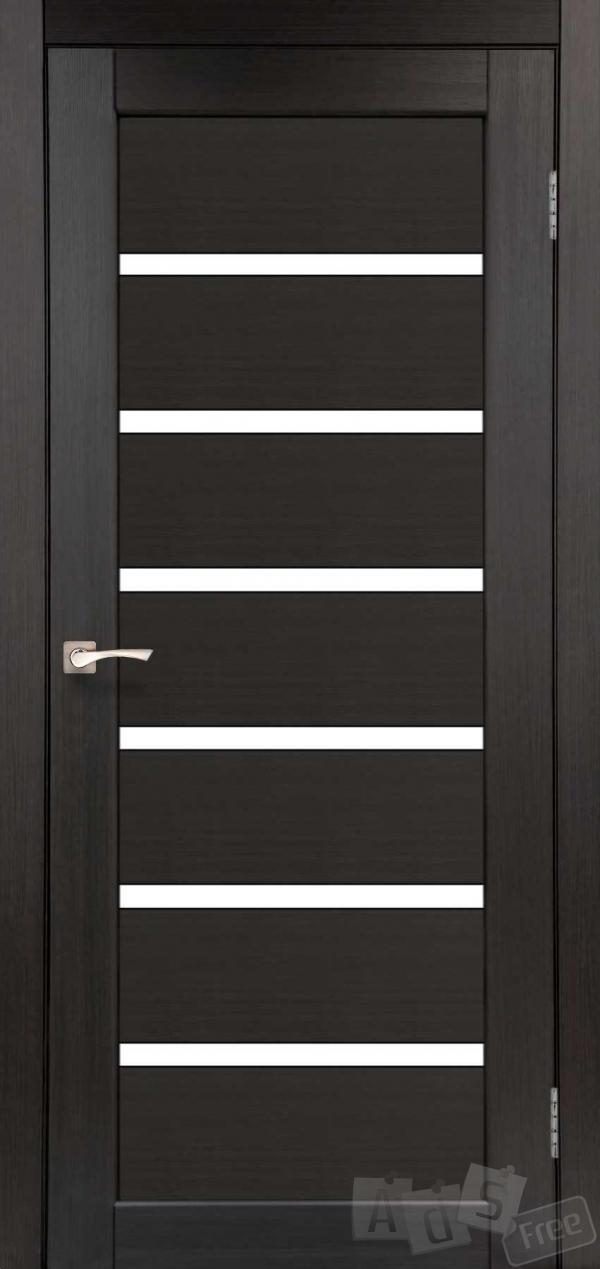 Межкомнатные двери KORFAD, модели PORTO
