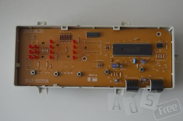 Запчасти стиральной машины Samsung S821