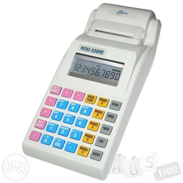 Кассовый аппарат ЭККА MINI-500.02ME 52-1