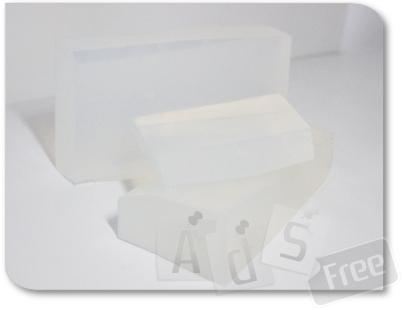 Белая основа для мыла