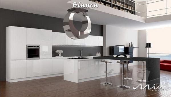 КУХНЯ БЕЛАЯ «БЛАНКА»/Blanca