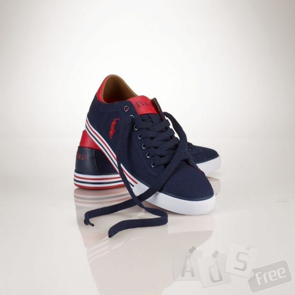 Кеды Polo Ralph Lauren Harvey Sneaker