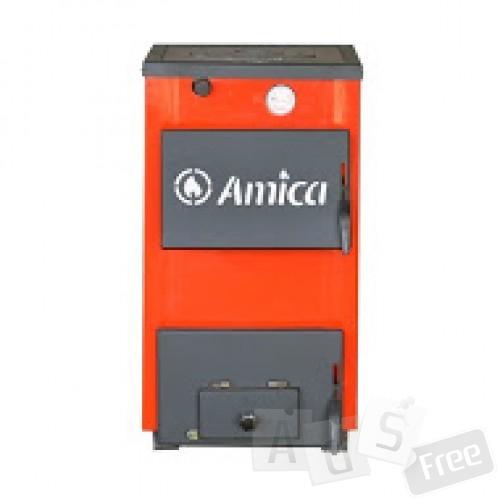 Котел твердотоп. AMICA OPTIMA 14 кВт