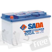 Аккумулятор 100 Ач Sada Standard Plus