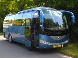 Заказ автобуса в Днепропетровске.