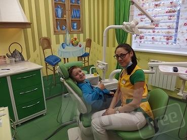 Сеть детских стоматологий