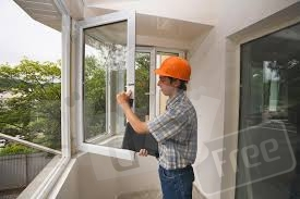 Окна, балконы, лоджии под ключ