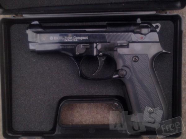 Стартовый пистолет Экол Фират Компакт