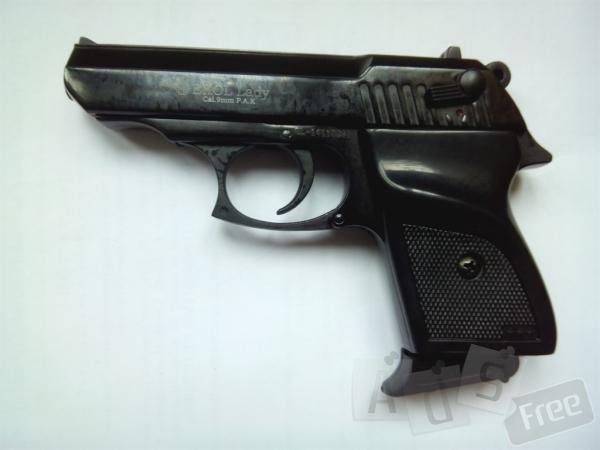Стартовый пистолет Экол Леди