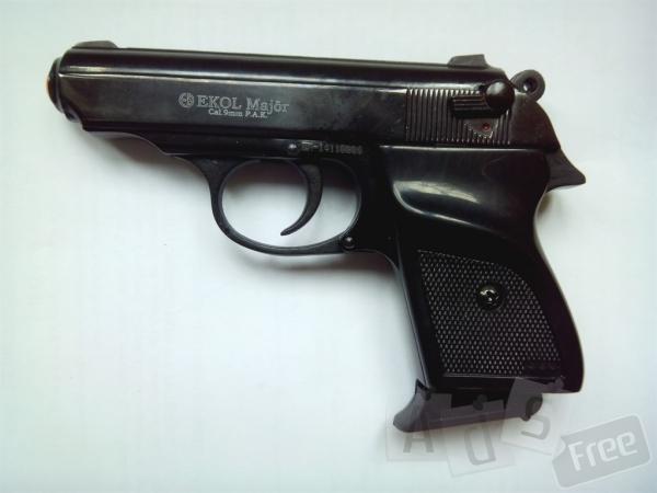 Стартовый пистолет Экол Майор