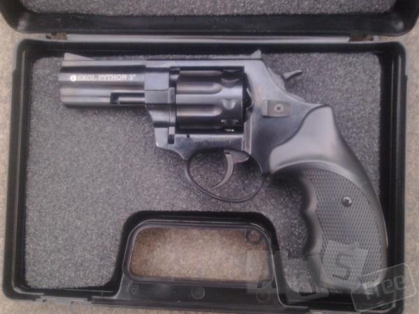 Револьвер Экол Питон 3