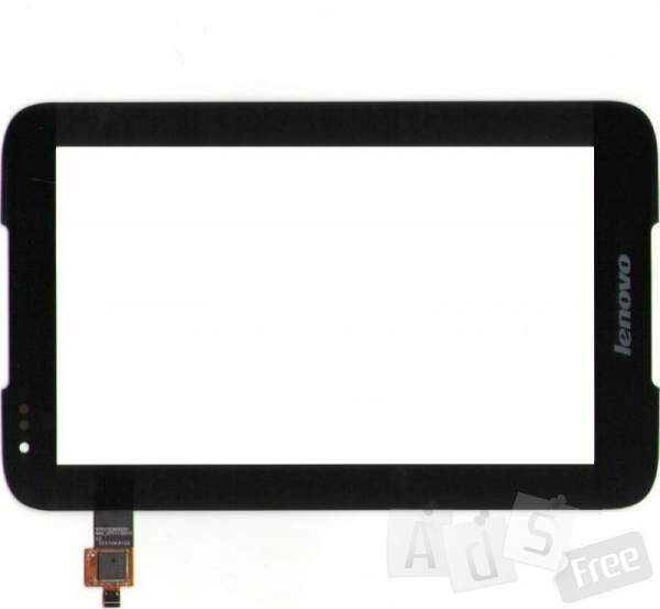 Сенсорный экран Lenovo  A1000 iDea Tab