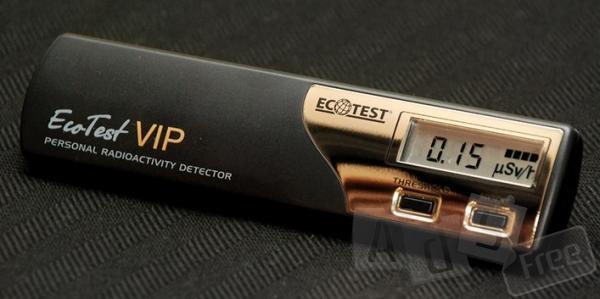 Дозиметр премиум класса Ecotest VIP