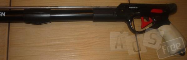 Продам подводное ружье demka AMI II 75N