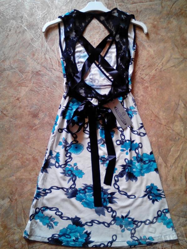стильное сексуальное платье Elements,M/L