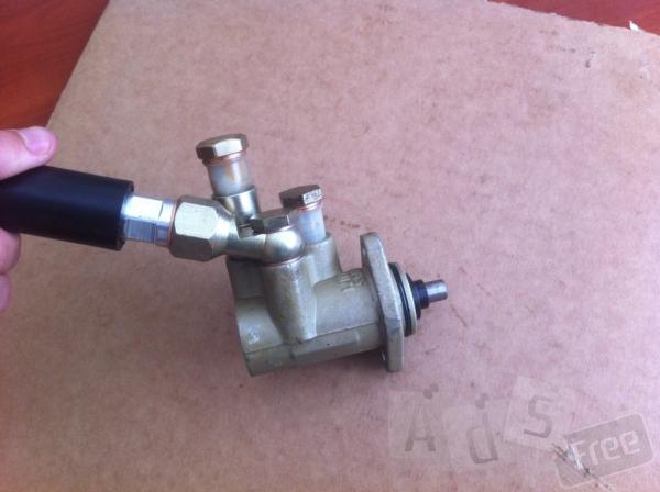 Насос подкачки для двигателей Zeter