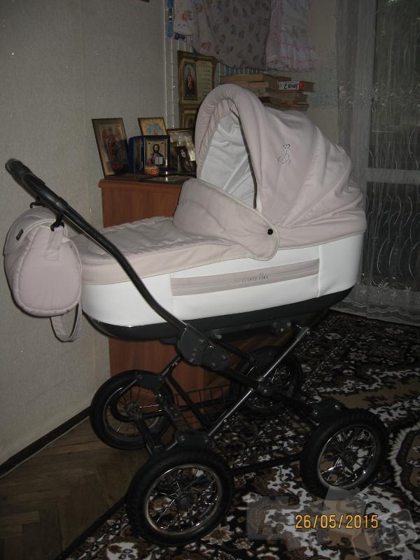 Продам коляску Roan Marita lux csk