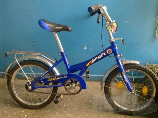 Двоколісний велосипед Profi