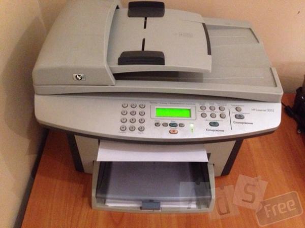 Принтер HP LaserJet 3052