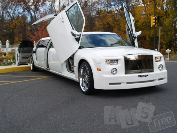 Прокат лимузина Овурч,Rolls-Royce