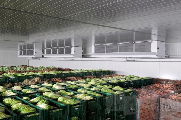Guntner Agri-Cooler — воздухоохладитель