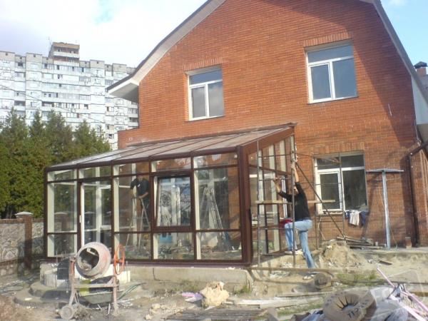 металопластікові і алюмінієві вікна