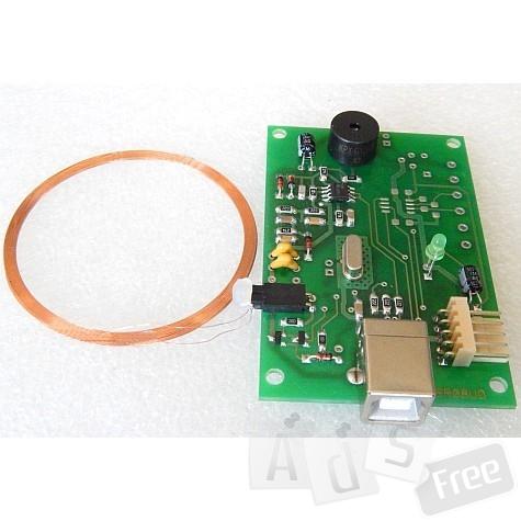 Встраиваемый RFID считыватель